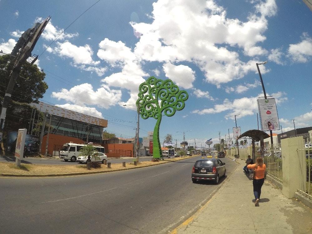 exploring Managua