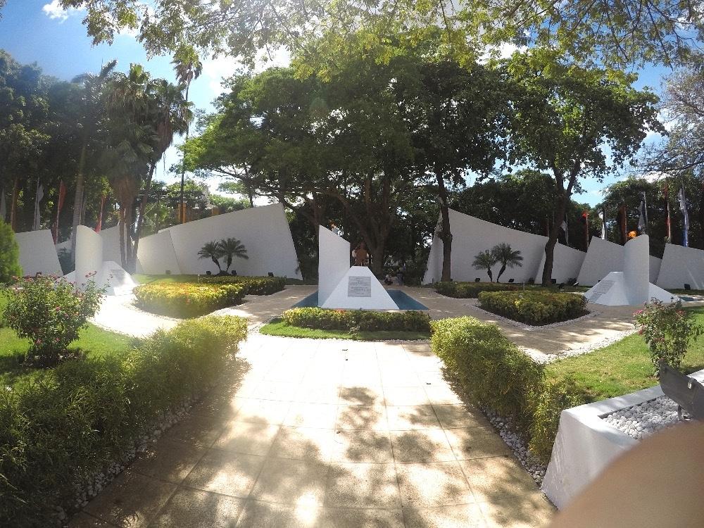 Parque Central Managua