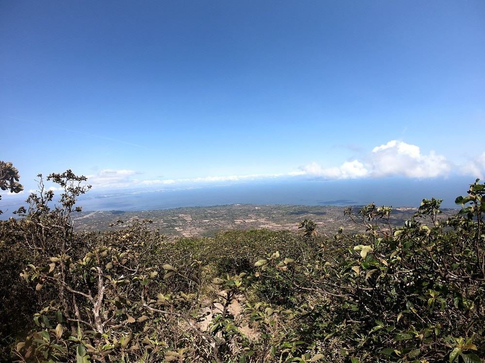 Lookout Point Concepción Volcano