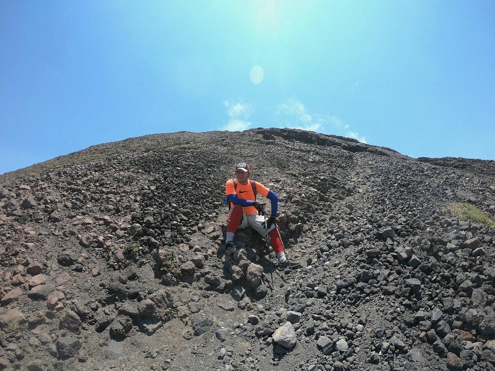Concepción Volcano hike