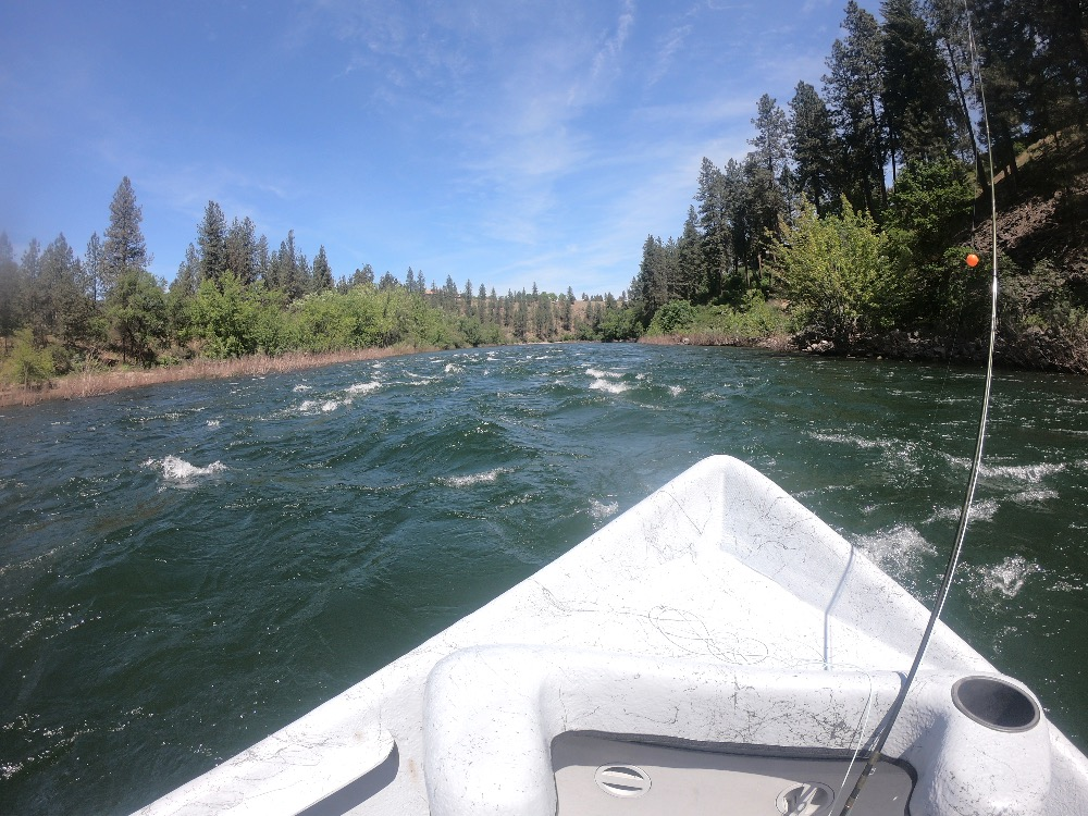 Spokane River beautiful
