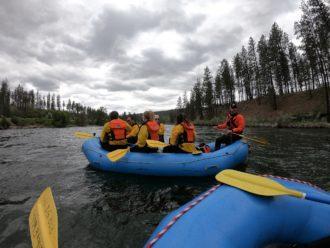 Wiley Waters rafting