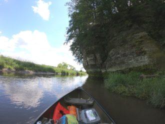 Driftless Region Pine River