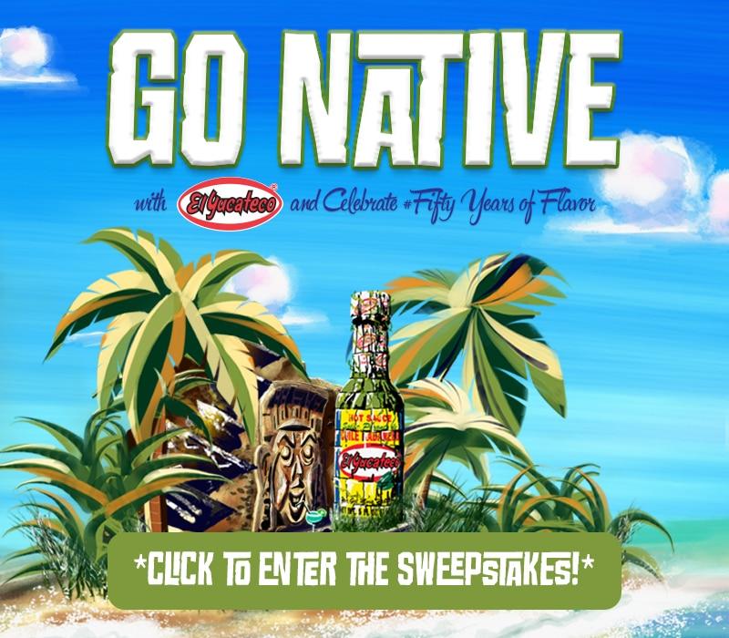 Go Native El Yucateco