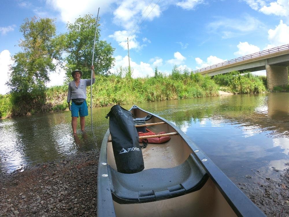 Hayden canoe pole