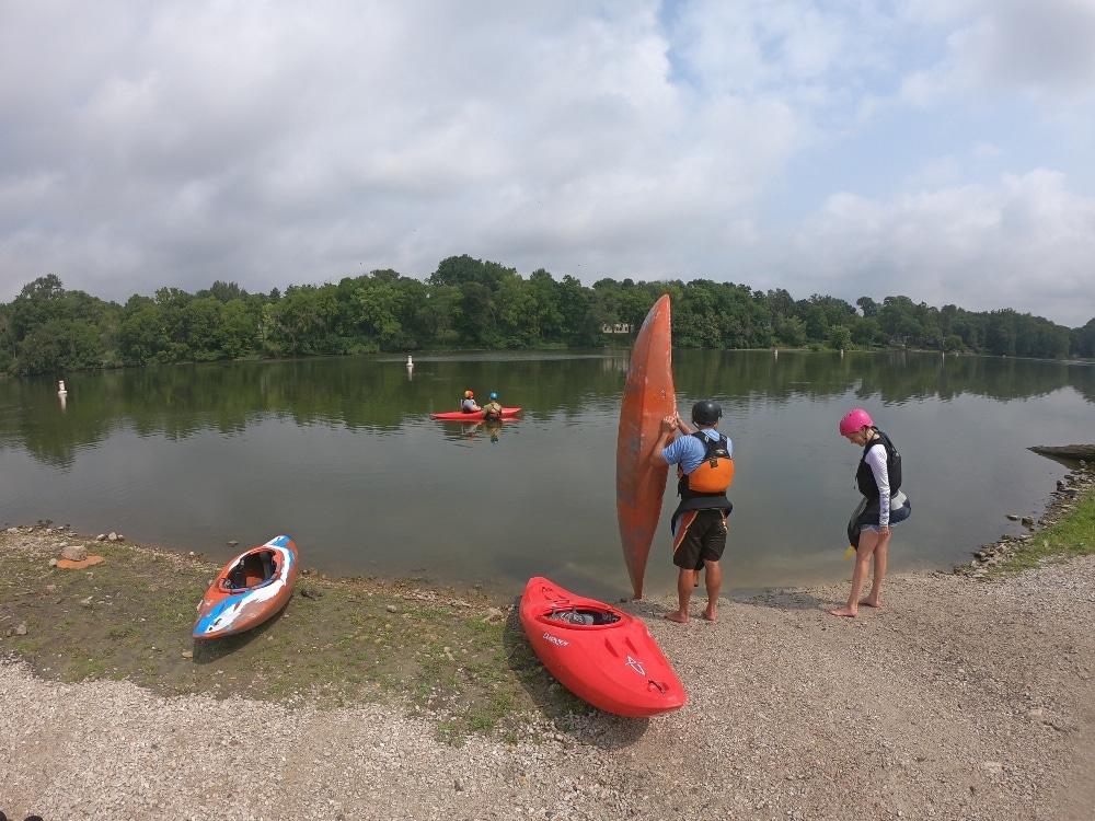 Fox River kayaking