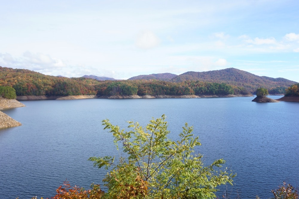 Fontana Lake North Carolina