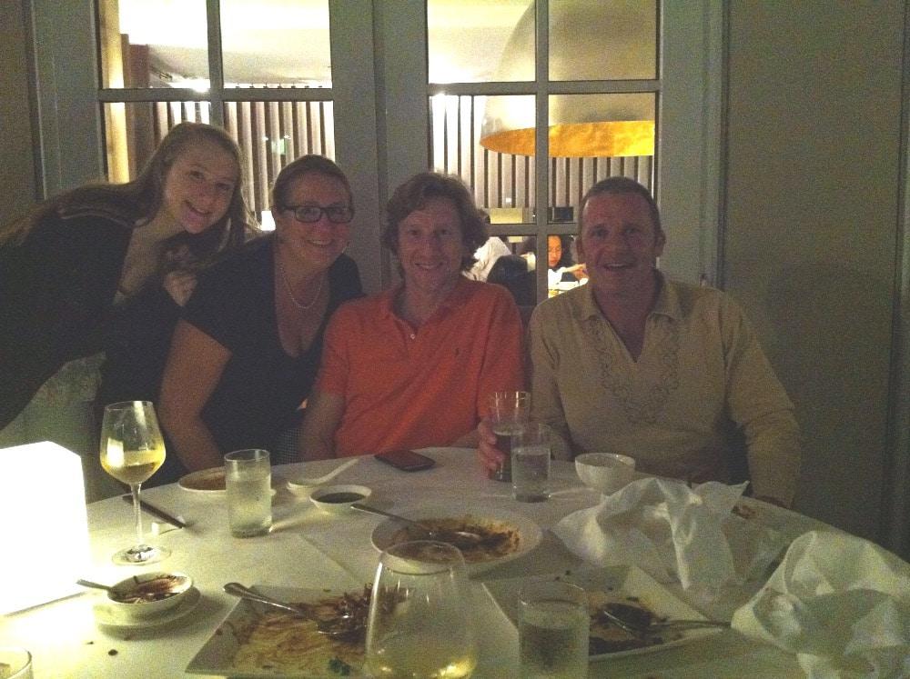 Stanczak family