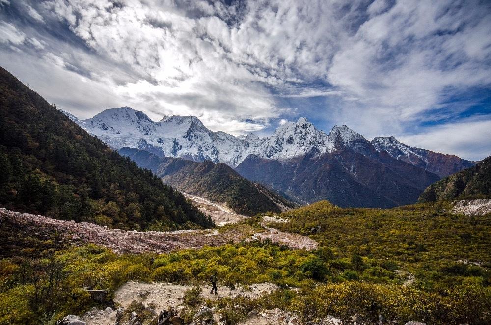 Manaslu Circuit Nepal