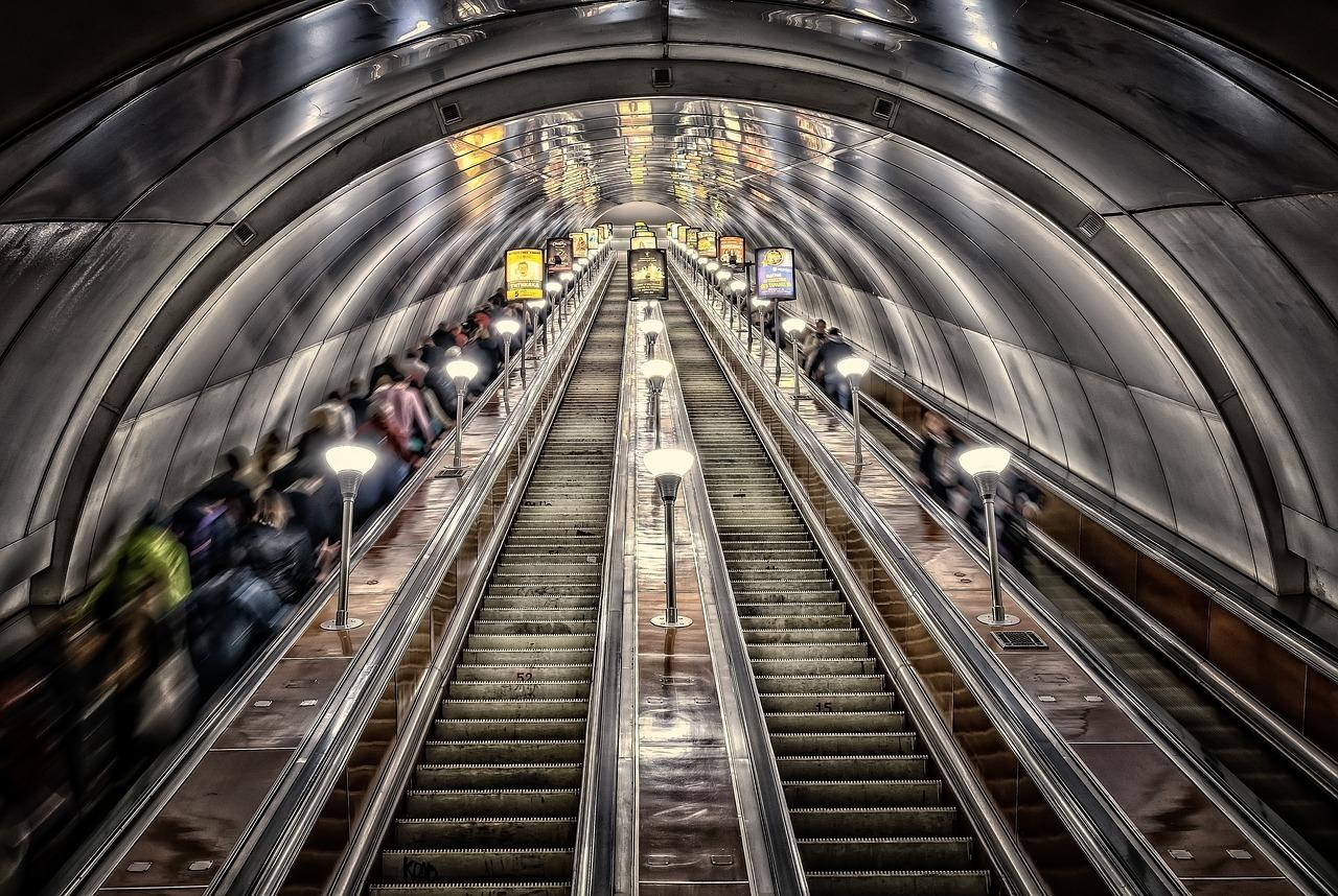 Metro St. Petersburg Tube