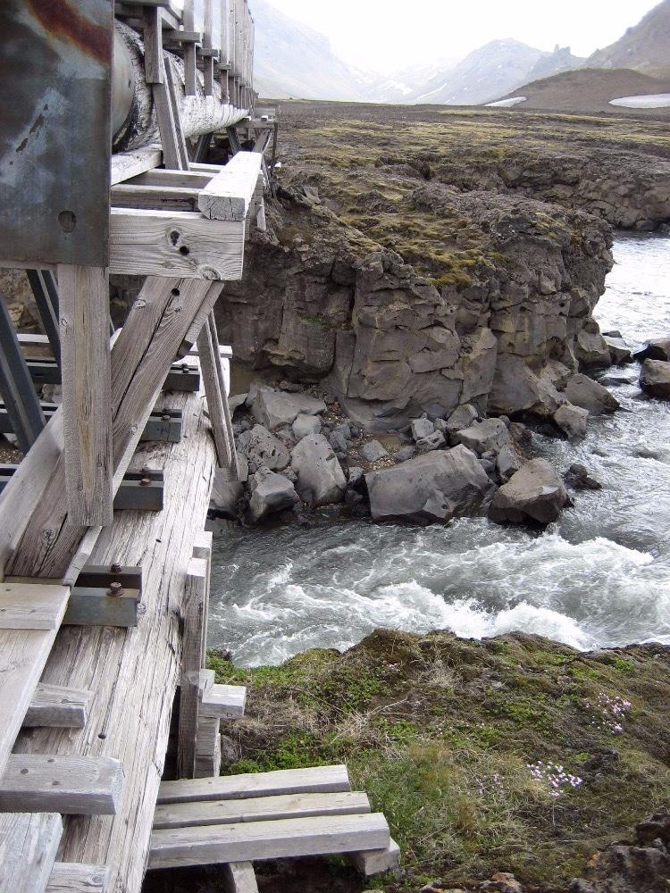 Laugavegurinn Iceland