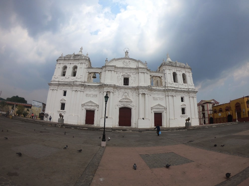 Leon Nicaragua travel