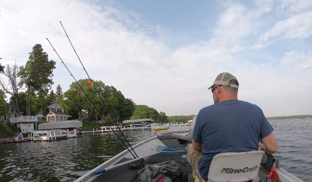 Lake Delavan Wisconsin