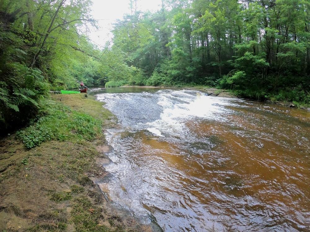 Halls Creek whitewater