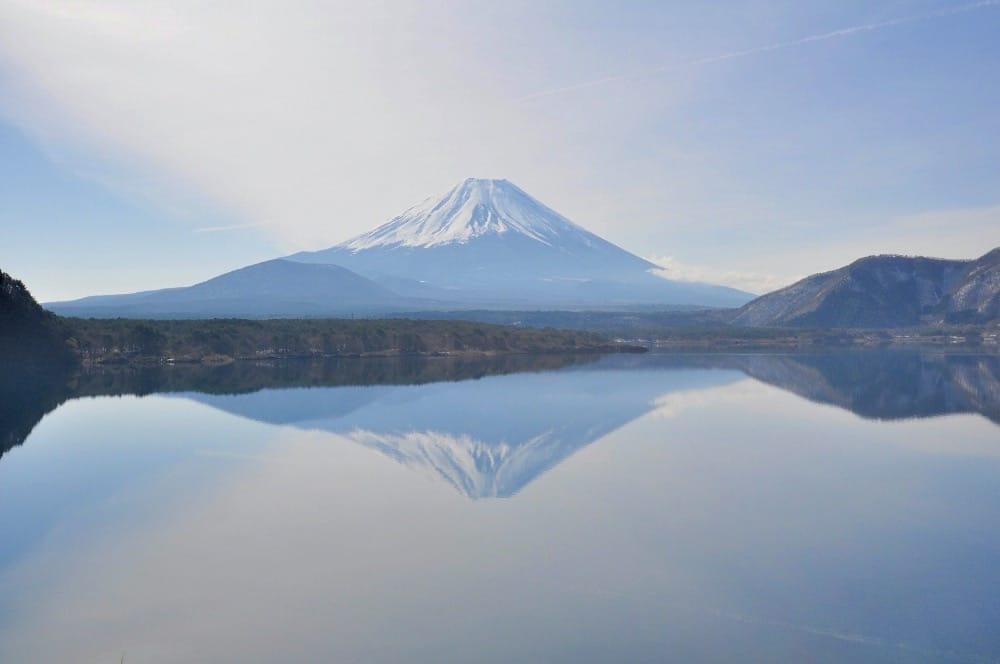 Mt. Fuji camping