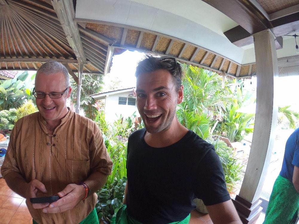 Ubud Bali selfies