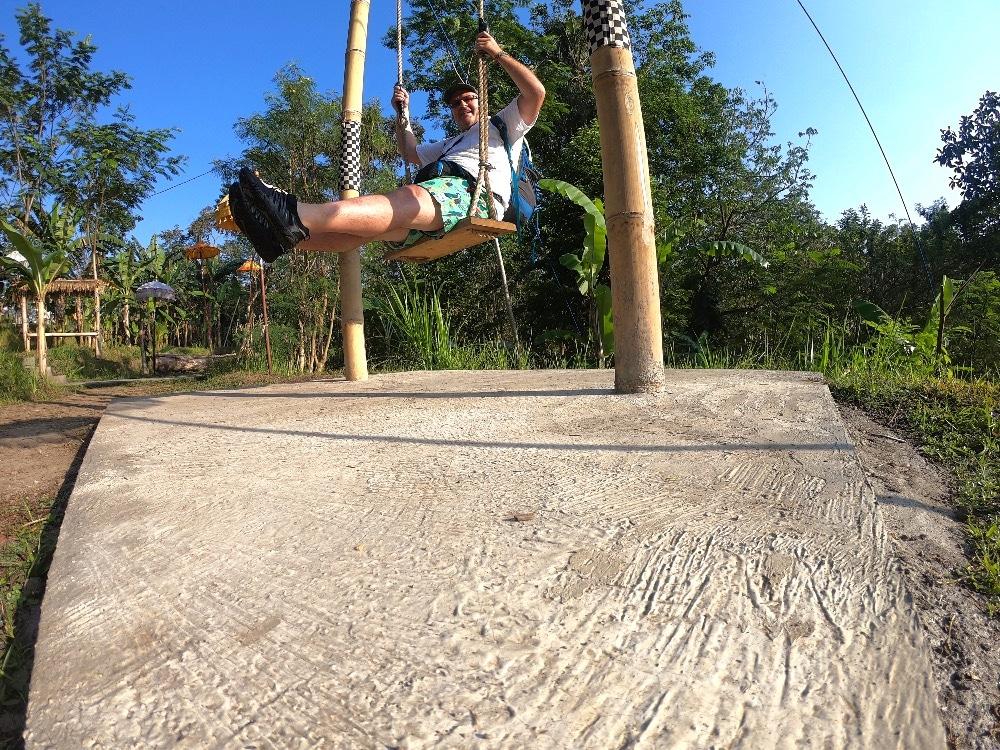 Swing Kanto Lampo