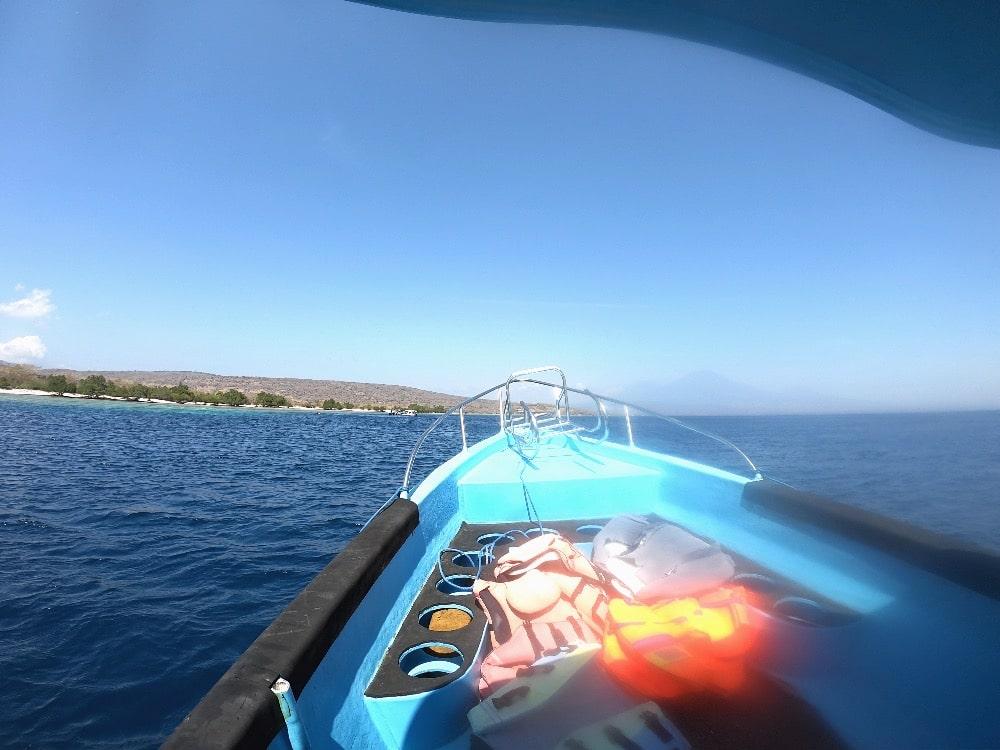 Menjangan Island boat trip