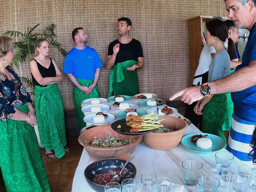 Bali culinary class