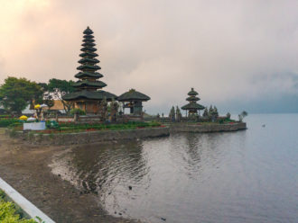 Ulun Dano Lake Temple