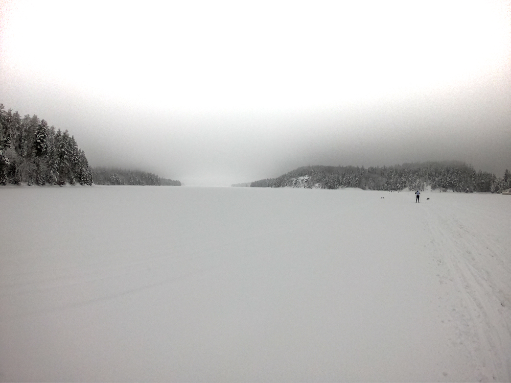 Noquemanon lakes
