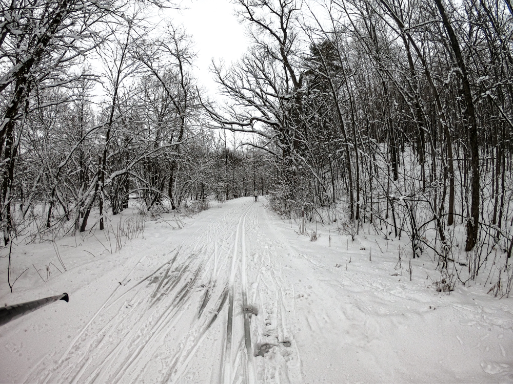 Wisconsin cross-country skiing