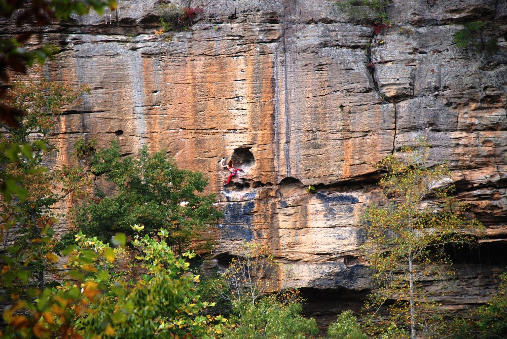 Red River Gorge outdoor adventures