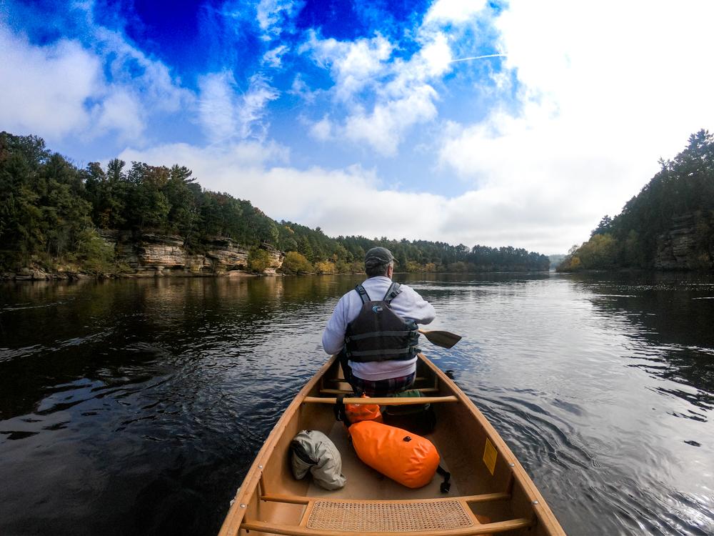 Wisconsin River Wisconsin Dells