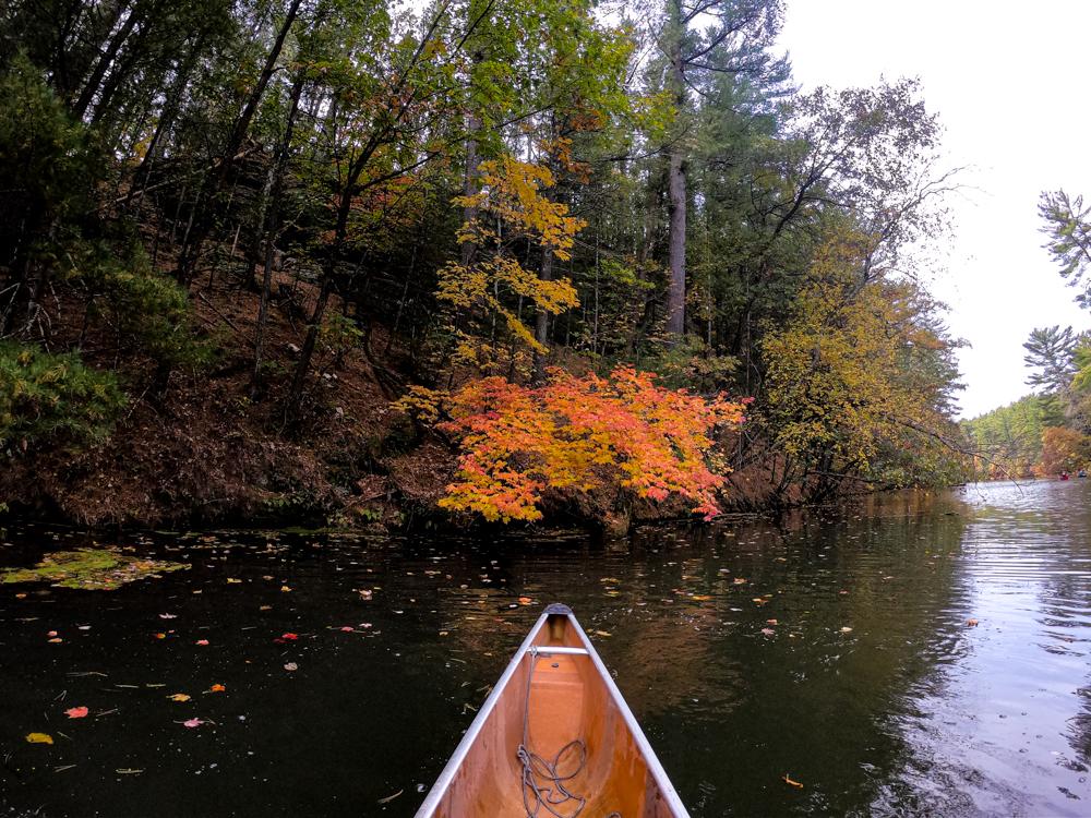 Mirror Lake State Park Wisconsin