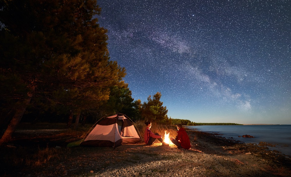 Best camping locations in the world