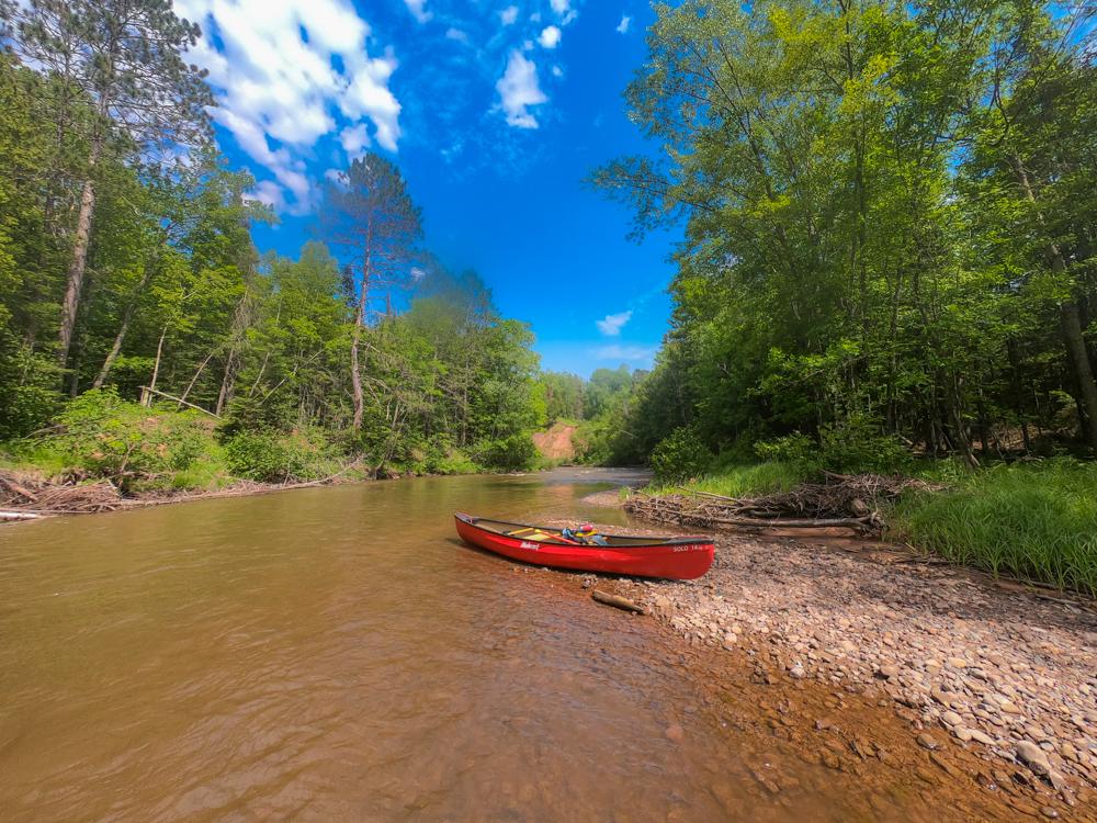 Mohawk canoe