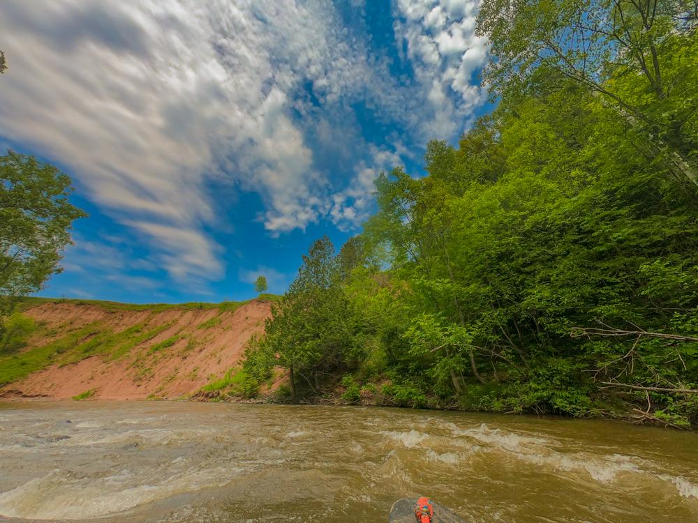 White River whitewater