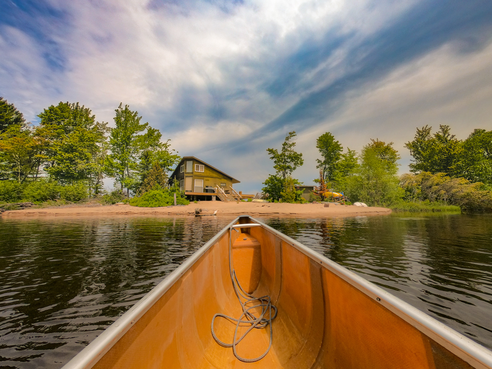 Wisconsin summer cabin
