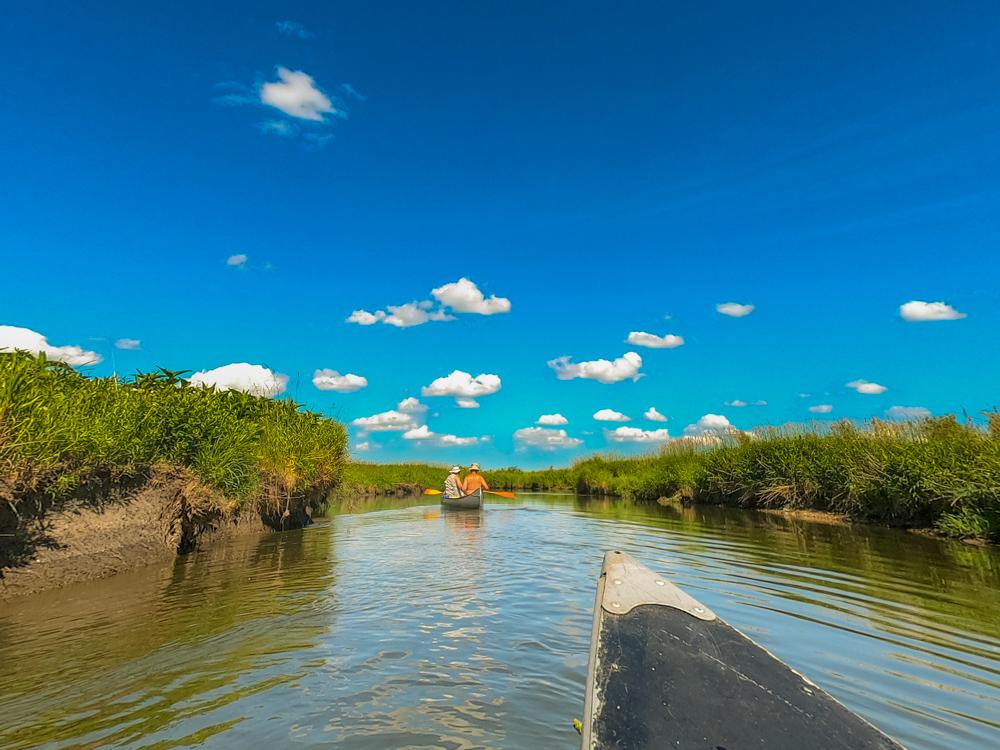 Illinois canoeing