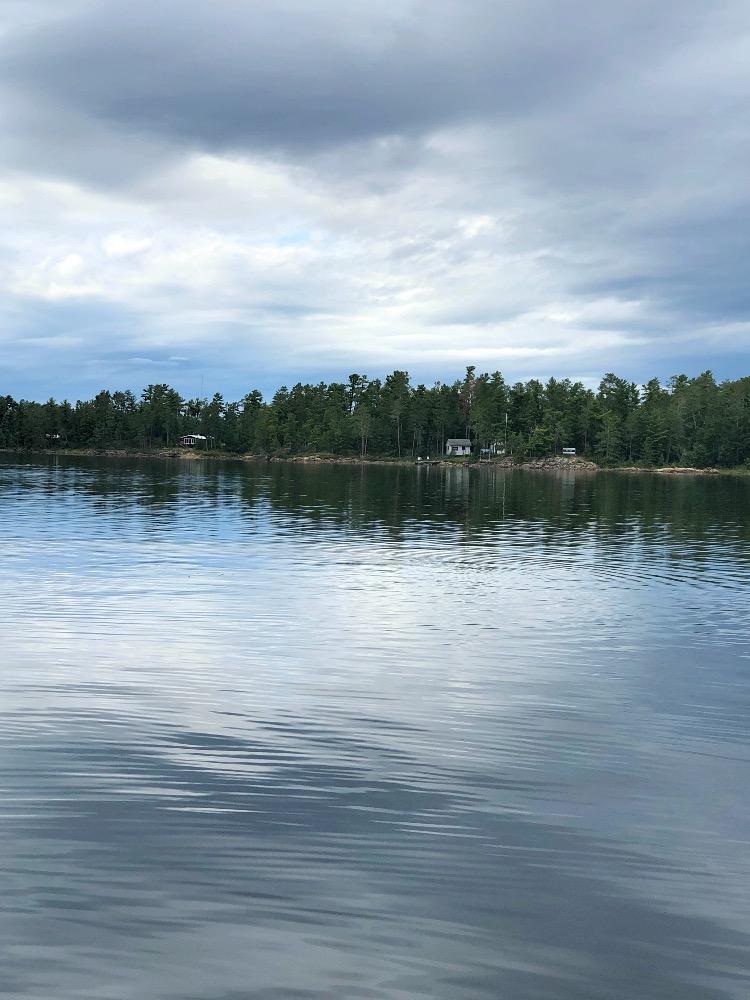 Saganaga Lake Canada