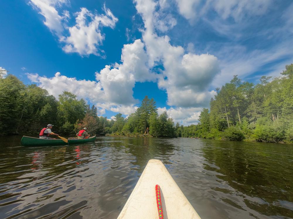 Wisconsin northwoods adventure
