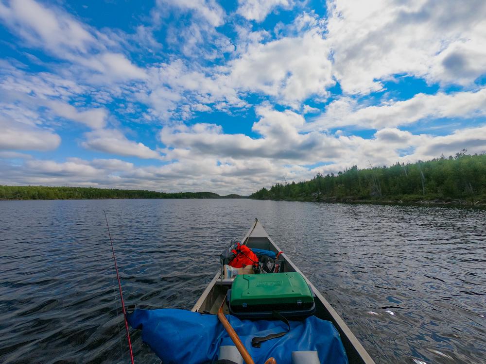 Maraboeuf Lake BWCA