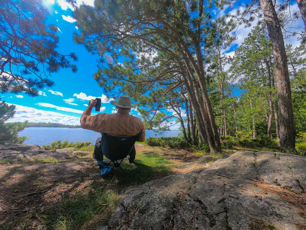 Saganaga Lake BWCA