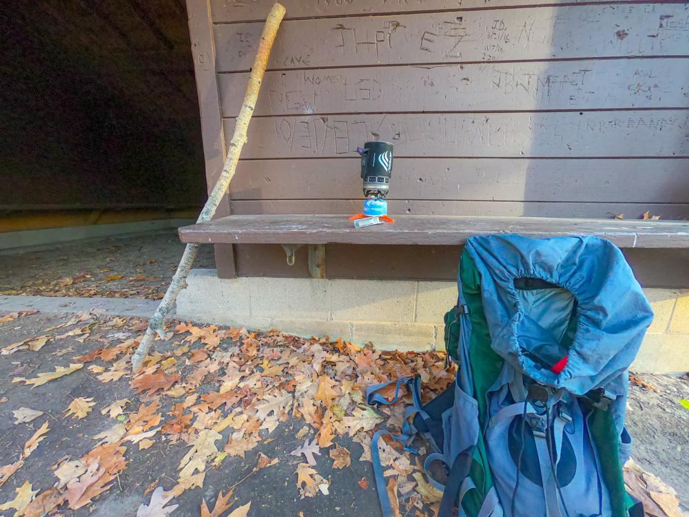 Shelter 5 North Kettle Moraine
