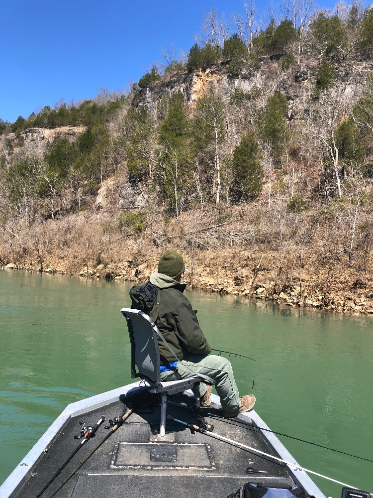 Current River Fishing