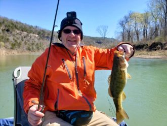 Smallmouth bass Missouri