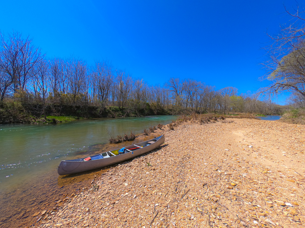 Missouri Ozark float trips