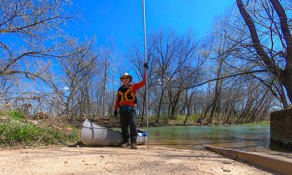 Thomasville Missouri river access