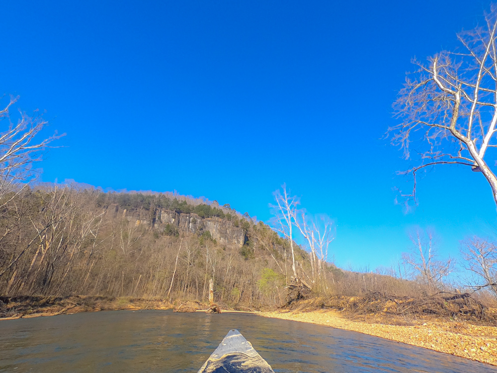 Eleven Point River float trips