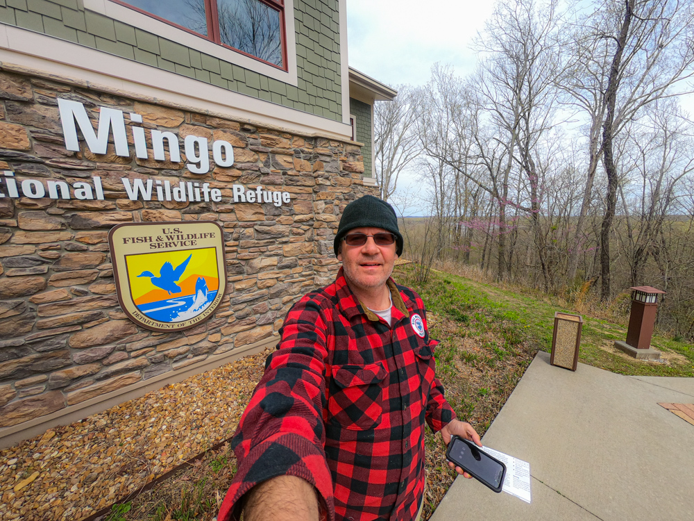 National Wildlife Refuge visitor's center