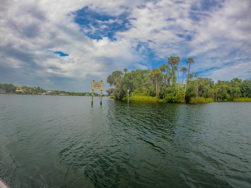 Crystal River Florida National Wildlife Refuge