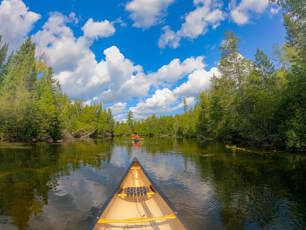 Cancel culture Bois Brule River